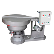 Vibratory Finishing Equipment with Protective Cover