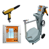 Wheel Refurbishing Equipment Sandblasting & Powder Coating Package