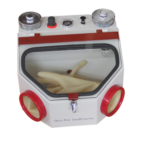 Twin Pen Micro-Abrasive blaster, Double Pencil Sandblaster for Sale
