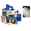 Automatic Belt Conveyor Blast Machine for Mobile Shell