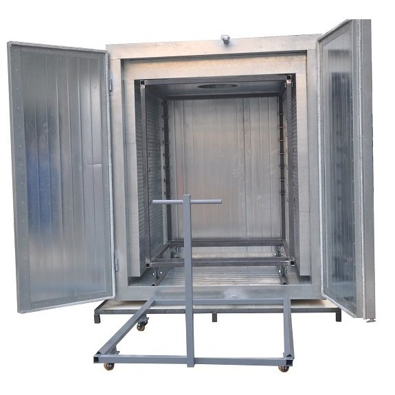 Electric Powder Coating Curing Oven for Sale
