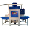 Automatic Sand Blasting Machine, Belt Conveyor Blast System