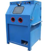 Wet Abrasive Blasting Cabinet Dust Free Blasting Cabinet