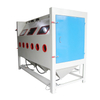 Multi-station Large Sandblasting Cabinet